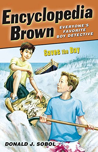 Encyclopedia Brown Saves the Day, Sobol, Donald J.