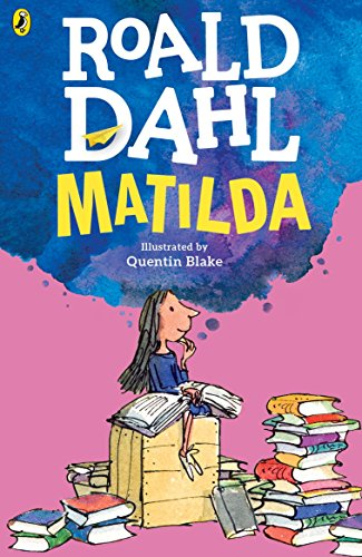 Matilda chapter book by Roald Dahl