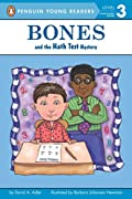 Bones and the Math Test Mystery by David A. Adler