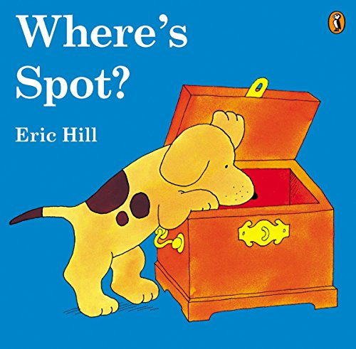 Where's Spot (color)