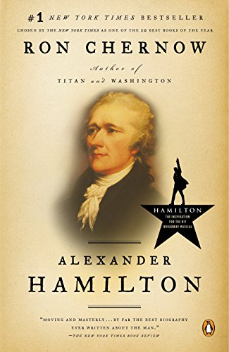 Alexander Hamilton Book Cover Picture