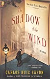 The Shadow of the Wind - book cover picture