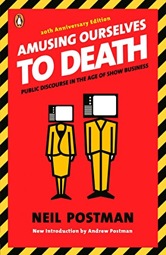 Amusing Ourselves to Death Book Cover Picture