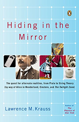 Hiding in the mirror, by Krauss, L.M.
