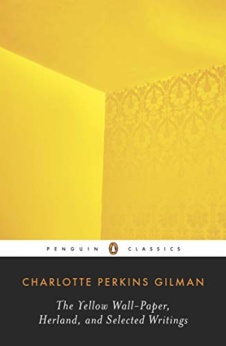 Yellow Wallpaper By Charlotte Perkins. Written by Charlotte Perkins