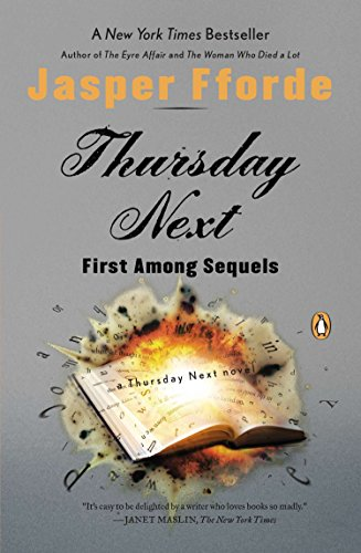 First Among Sequels (Thursday Next, Book 5), Fforde, Jasper