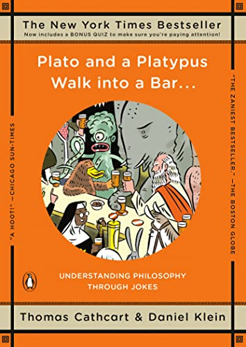 Plato and a Platypus Walk into a Bar . . . Book Cover Picture