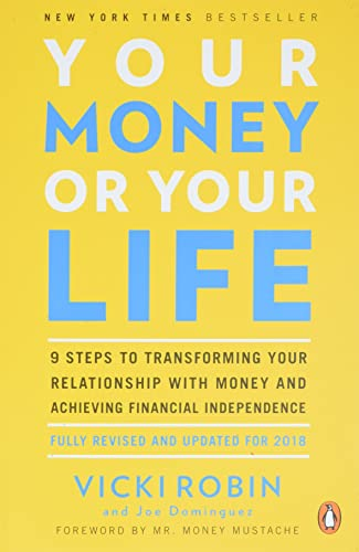 Your Money or Your Life Book Cover Picture