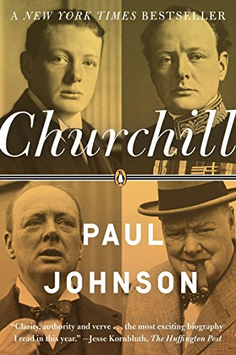 Churchill, by Johnson, P.