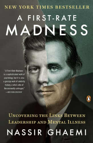 810. A First-Rate Madness: Uncovering the Links Between Leadership and Mental Illness