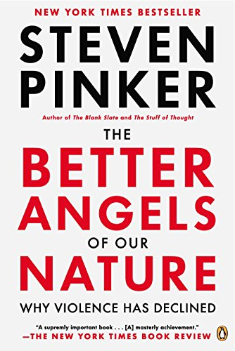 Cover of Pinker, Steven
