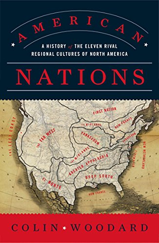 American Nations Book Cover Picture