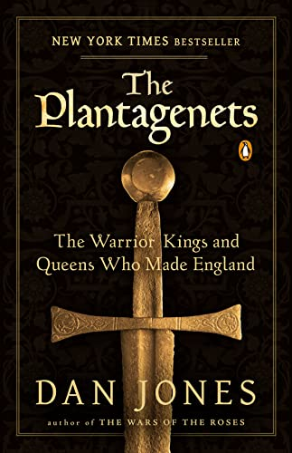The Plantagenets Book Cover Picture