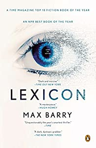 GIVEAWAY REMINDER: Win a Copy of LEXICON by Max Barry