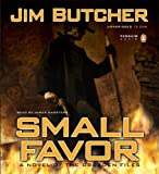 REVIEW: Small Favors (Audiobook) by Jim Butcher