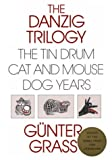 Cover Image of The Danzig Trilogy: The Tin Drum, Cat and Mouse, Dog Years by Gunter Grass published by Harcourt Brace