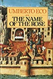 The Name of the Rose - book cover picture