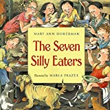 The Seven Silly Eaters - book cover picture