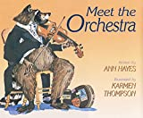 Meet the Orchestra - book cover picture