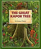 The Great Kapok Tree: A Tale of the Amazon Rain Forest - book cover picture