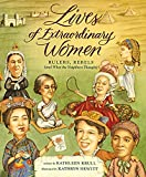 Book Cover: Lives Of Extraordinary Women by Kathleen Krull