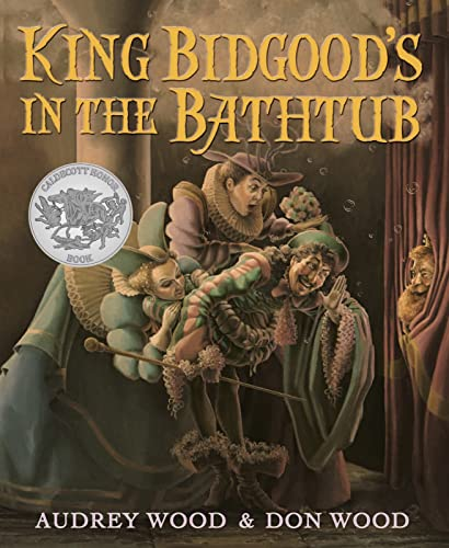 [King Bidgood's in the Bathtub]