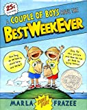 Book Cover: A Couple Of Boys Have The Best Week Ever By Marla Frazee