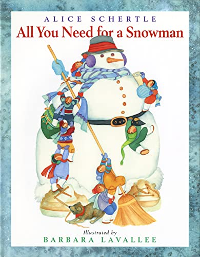 [All You Need for a Snowman]