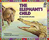 The Elephant's Child - book cover picture