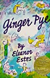 Ginger Pye - book cover picture