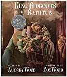 King Bidgood's in the Bathtub - book cover picture