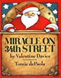 Miracle on 34th Street - book cover picture