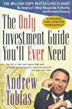 The Only Investment Guide You'll Ever Need: Newly Revised and Updated - book cover picture