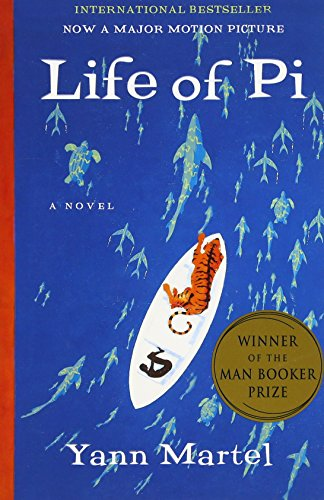 Life of Pi, by Martel, Yann