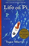 Life of Pi - book cover picture