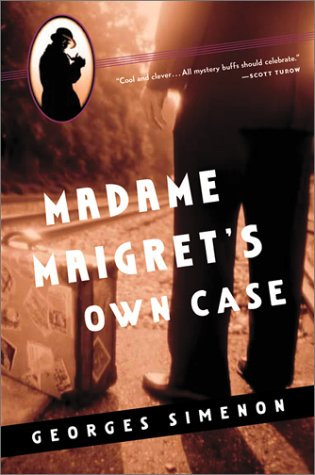 Madame Maigret's Own Case, Simenon, Georges