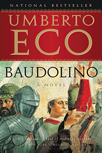 Baudolino, by Eco, Umberto