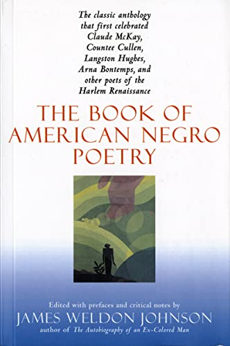 The Book of American Negro Poetry: Revised Edition, Johnson, James Weldon