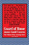 Book Cover: Guard Of Honor By James Gould Cozzens