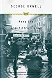Keep the Aspidistra Flying (Harvest Book) - book cover picture