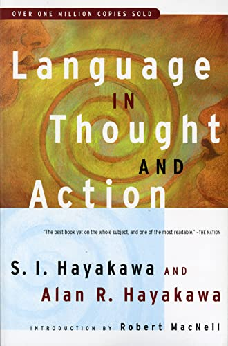 344. Language in Thought and Action: Fifth Edition