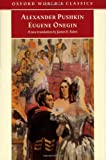 Eugene Onegin: A Novel in Verse (Oxford World's Classics) - book cover picture