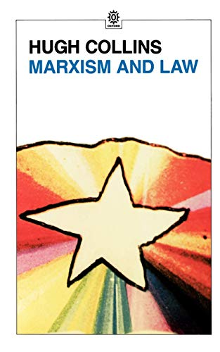 Marxism and Law (Marxist Introductions)