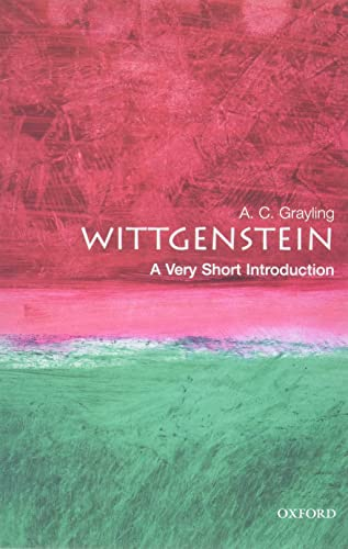 Wittgenstein: A Very Short Introduction, by Grayling, A.C.