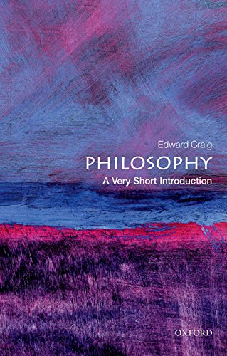 Philosophy: A Very Short Introduction (Very Short Introductions)
