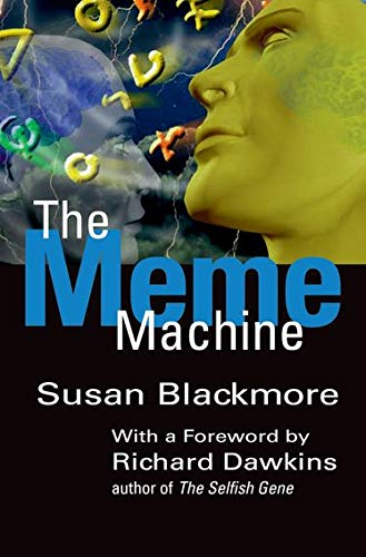 The Meme Machine, by Blackmore, S.