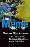 The Meme Machine - book cover picture