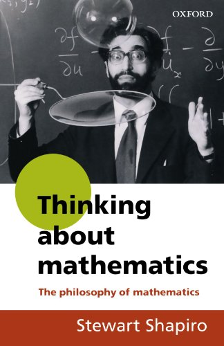 Thinking about Mathematics Book Cover Picture