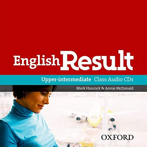 English Result Upperintermediate Class a