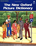 The New Oxford Picture Dictionary English Russian (Oxford American English) - book cover picture
